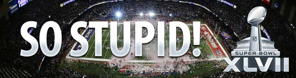 Super Bowl 2013 - At The Superdome