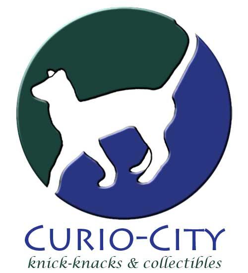 Curio-City Cat Logo