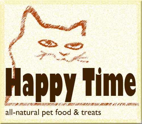 Happy Time Cat Logo
