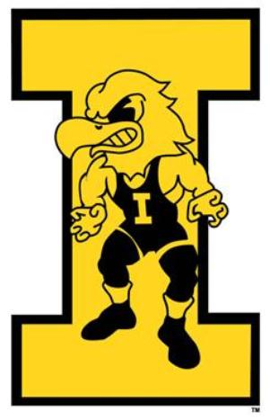 Iowa Wrestling Logo