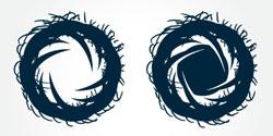 Grunge Logo Design