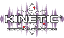 Kinetic Dog Food Logo Design
