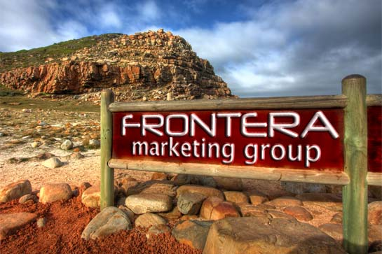Frontera Marketing Home