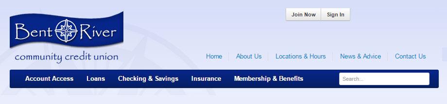 New Website Design for Davenport Iowa Credit Union