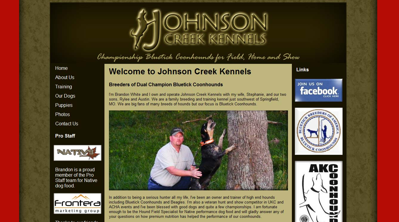 Quad City Web Design Johnson Creek