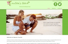 Quad City Web Design Natures Touch